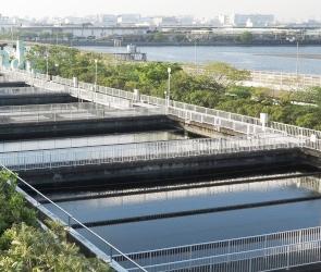 水処理施設の運転、管理|エイモク工業